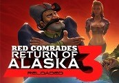 Red Comrades 3: Return of Alaska. Reloaded Steam CD Key