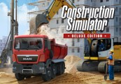 Construction Simulator 2015 Deluxe Edition Steam CD Key