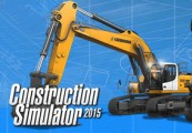 Construction Simulator 2015 - Liebherr A 918 DLC Steam CD Key