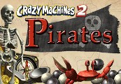 Crazy Machines 2 - Pirates DLC Steam CD Key