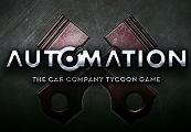 Automation - The Car Company Tycoon Game RU VPN Required Steam Gift