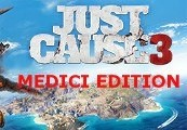 Just Cause 3 Medici Edition Steam CD Key