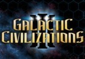 Galactic Civilizations® III RU VPN Required Steam Gift