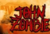 John, The Zombie EU Steam CD Key