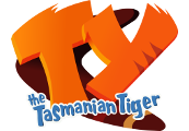 TY the Tasmanian Tiger Steam Gift