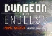 Dungeon of the Endless - Pixel Edition RU VPN Required Steam CD Key