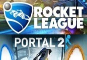 Rocket League + Portal 2 Steam CD Key