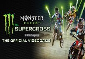 Monster Energy Supercross Clé Steam