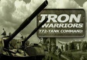 Iron Warriors: T - 72 Tank Command Steam CD Key
