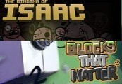 The Binding of Isaac + Blocks That Matter Steam CD Key