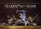 Middle-earth: Shadow of War Gold Edition XBOX One / Windows 10 CD Key