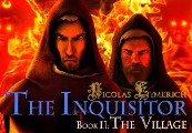 Nicolas Eymerich The Inquisitor Book II : The Village Clé Steam