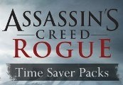 Assassin's Creed Rogue - Time Saver Packs Bundle DLC Uplay CD Key