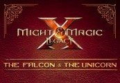Might and Magic X: Legacy - The Falcon and the Unicorn DLC Uplay CD Key