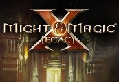 Might and Magic X: Legacy Deluxe Edition Steam CD Key