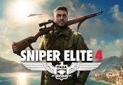 Sniper Elite 4 US PS4 CD Key