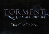 Torment: Tides of Numenera Day One Edition EU Steam CD Key