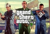 Grand Theft Auto V EU PS4 CD Key