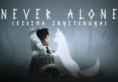 Never Alone (Kisima Ingitchuna) RU VPN Required Steam Gift