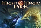 Might and Magic Franchise Pack 2015 Steam CD Key