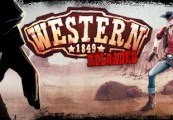 Western 1849 Reloaded Steam CD Key