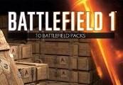 Battlefield 1 - 10x Battlepacks DLC Clé Origin