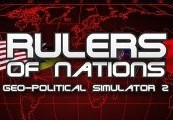 Rulers of Nations Clé Steam