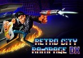 Retro City Rampage DX + Rampage Theme UK 3DS CD Key