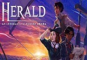 Herald: An Interactive Period Drama - Book I & II Steam CD Key