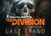Tom Clancy's The Division - Last Stand DLC EMEA Uplay CD Key