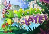 Yooka-Laylee EU Steam CD Key