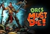Orcs Must Die! Game of the Year EU Steam CD Key
