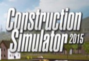 Construction Simulator 2015 PL/CZ Language Only Steam CD Key