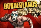 Borderlands XBOX 360 CD Key