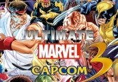 Ultimate Marvel vs. Capcom 3 Steam CD Key