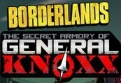 Borderlands - The Secret Armory of General Knoxx DLC Steam Gift