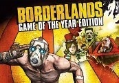 Borderlands: Game of the Year Edition RoW Clé Steam