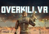 Overkill VR: Action Shooter FPS Steam CD Key