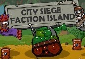 City Siege: Faction Island Steam CD Key