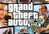 Grand Theft Auto V + Grand Theft Auto San Andreas US PS4 CD Key