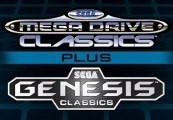 SEGA Mega Drive and Genesis Classics RoW Steam CD Key
