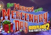 Borderlands 2 - Headhunter Pack 3: Mercenary Day DLC Steam Gift