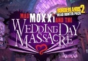 Borderlands 2 - Headhunter Pack 4: Wedding Day Massacre DLC RU VPN Required Steam CD Key