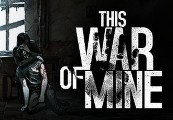 This War of Mine + Little Ones DLC EU Steam CD Key
