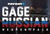 PAYDAY 2 - Gage Russian Weapon Pack DLC Steam Gift