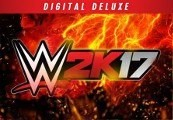 WWE 2K17 Digital Deluxe Steam CD Key