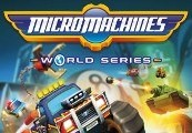 Micro Machines World Series + Legendary Cars Set DLC Steam CD Key