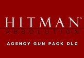 Hitman Absolution - Agency Gun Pack DLC Steam CD Key