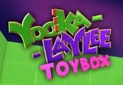Yooka-Laylee - Toybox Demo Steam CD Key