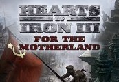 Hearts of Iron III - For the Motherland DLC Steam CD Key